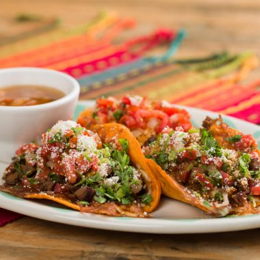 Vampiro Tacos Dish